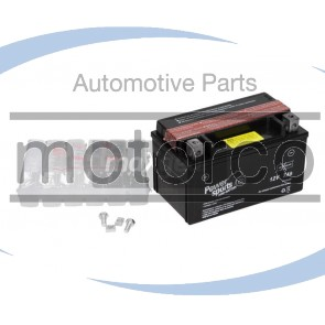 Starterbatterie Powersports / 12V / 7Ah / 105A